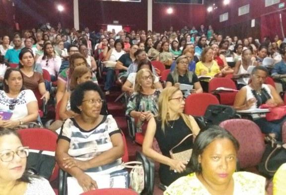REDE MUNICIPAL DE ENSINO COMEÇA FORMAÇÃO PEDAGÓGICA DOS EDUCADORES PARA O ANO LETIVO 2017