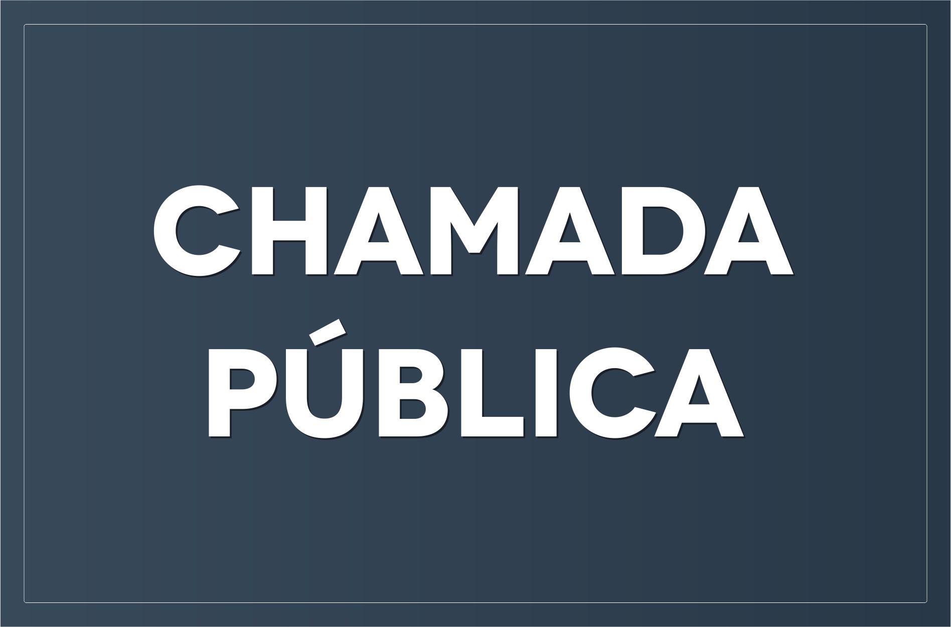 PREFEITURA REALIZA CHAMADA PÚBLICA PARA AQUISIÇÃO DE MERENDA ESCOLAR DE AGRICULTORES FAMILIARES