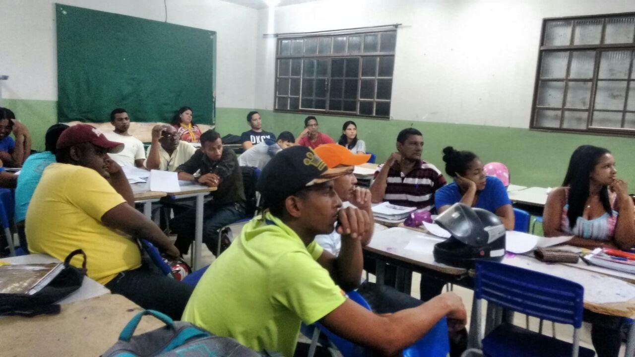 EDUCAÇÃO: CENTRO DE JOVENS E ADULTOS REALIZA MOSTRA DE CIÊNCIAS, MATEMÁTICA E TECNOLOGIAS