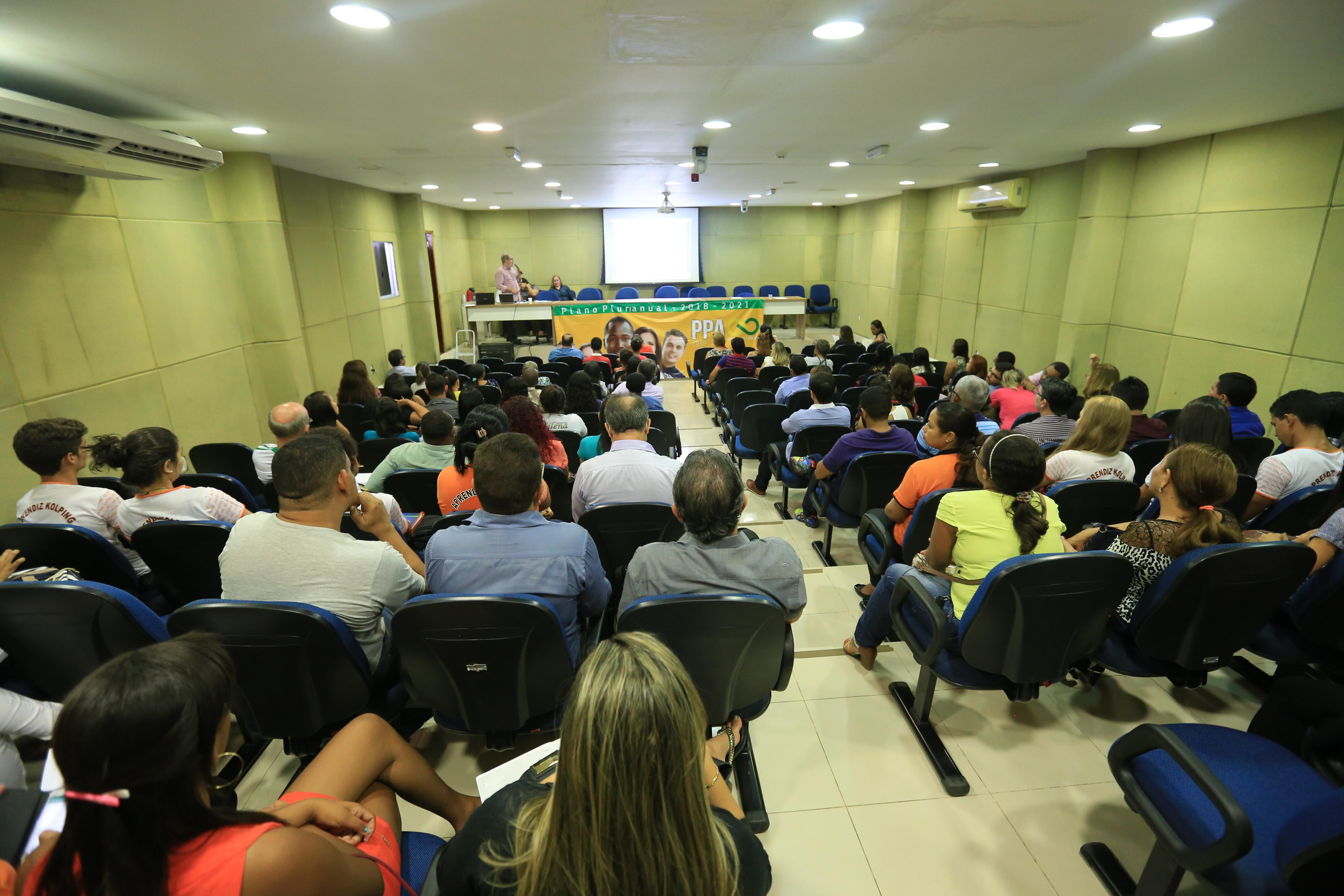 PREFEITURA REALIZA NESTA SEXTA  AUDIÊNCIA PÚBLICA FINAL PARA REVISÃO DO PLANO DIRETOR