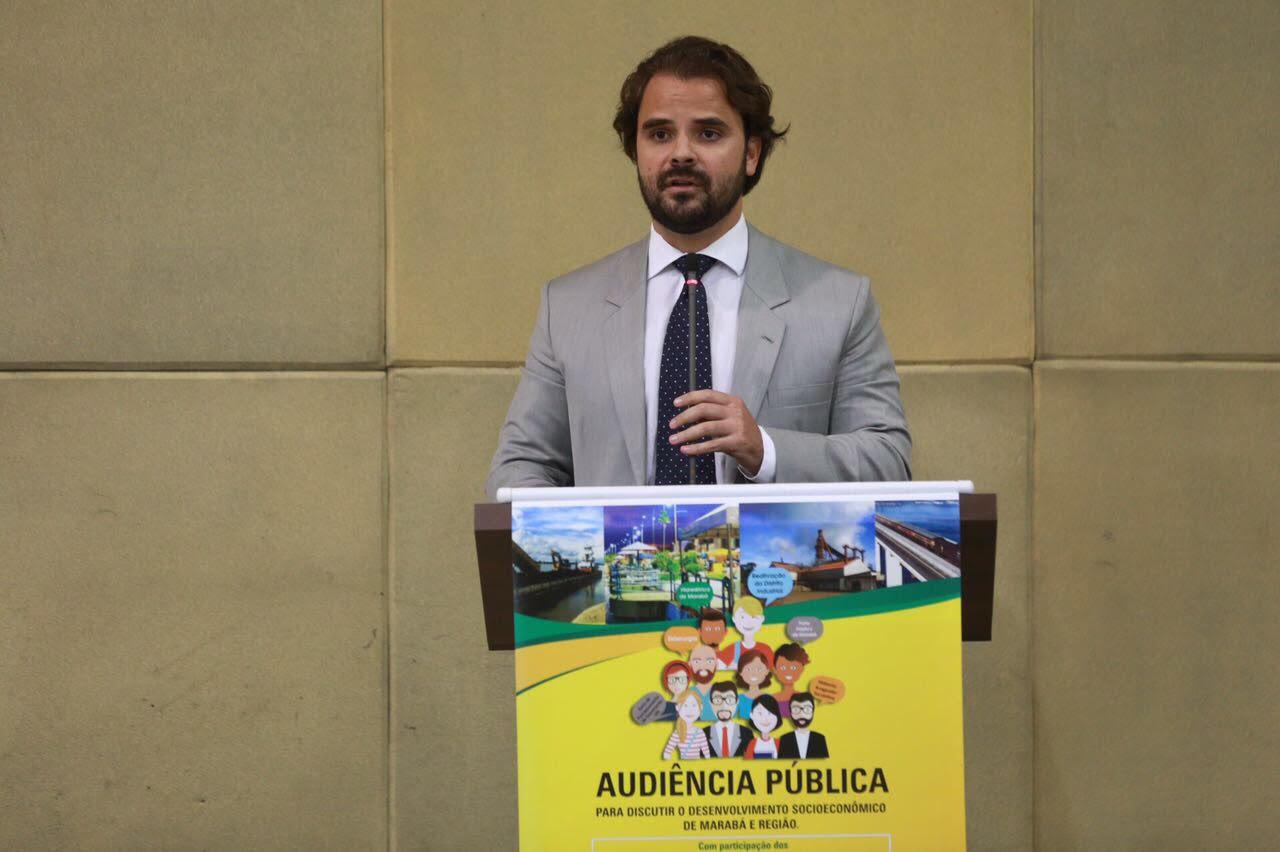 DESENVOLVIMENTO: VICE PREFEITO PARTICIPA DE AUDIÊNCIA DE DESENVOLVIMENTO ECONÔMICO