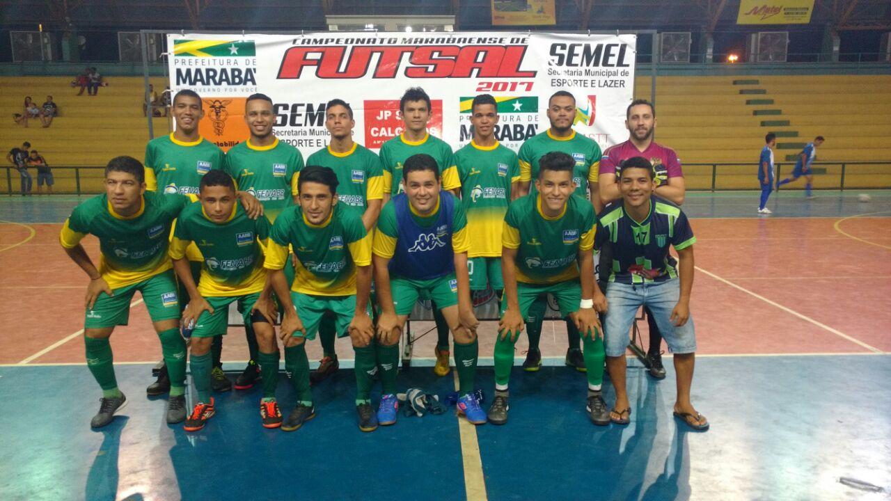 Começou ontem (6) mais um torneio de Futsal com incentivo da Secretaria  Municipal de Esporte e Lazer (Semel) a46e999694191