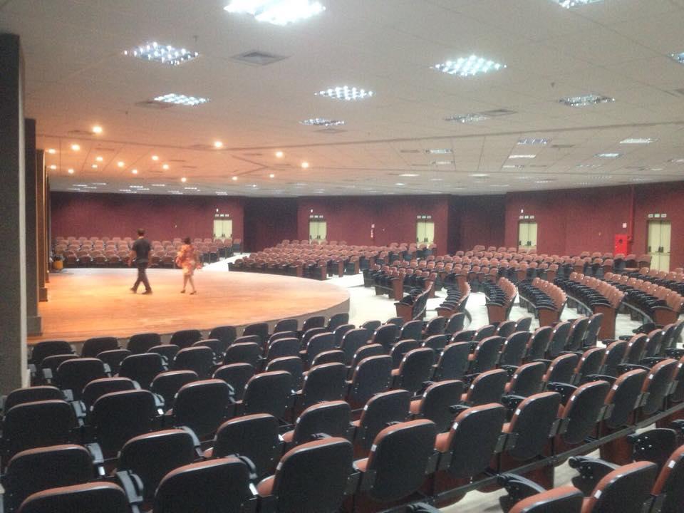 CENTRO DE CONVENÇÕES SERÁ INAUGURADO COM PRESTAÇÃO DE SERVIÇO EM MARABÁ