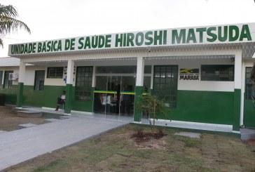 SAÚDE:: NOVO POSTINHO HIROSHI MATSUDA É ENTREGUE A POPULAÇÃO