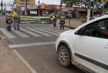 SEGURANÇA: DMTU LANÇA CAMPANHA EDUCATIVA PARA AS FESTAS DE FIM DE ANO