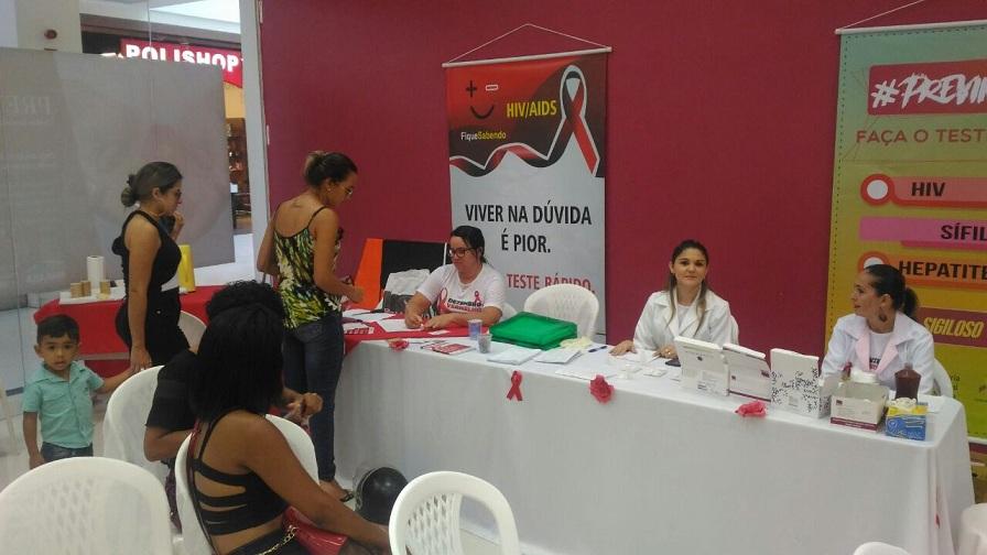 DEZEMBRO VERMELHO: CTA IDENTIFICA SEIS NOVOS SOROPOSITIVOS
