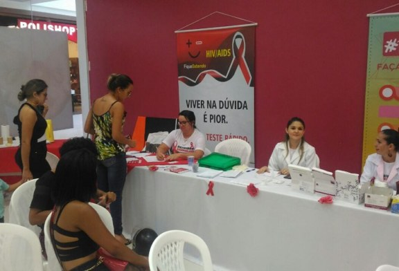 DEZEMBRO VERMELHO: MAIS DE 2 MIL ATENDIMENTOS EM APENAS TRÊS DIAS DE CAMPANHA