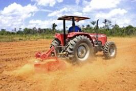 AGRICULTURA: SEAGRI PRETENDE MECANIZAR MAIS 1400 HECTARES DE TERRA