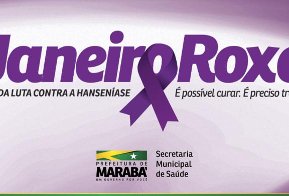 JANEIRO ROXO: CAMPANHA DE COMBATE E PREVENÇÃO A HANSENIASE COMEÇA NA QUARTA, DIA 17