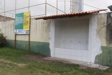 SEVOP: PREFEITURA CONSTRÓI 10 NOVOS CHAFARIZES NA CIDADE E ZONA RURAL