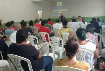 EDUCAÇÃO: UAB E UFPA REALIZAM AULA INAUGURAL DO CURSO DE FÍSICA EM MARABÁ