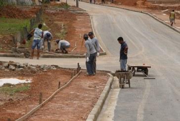 ASFALTAMENTO DA AVENIDA VE-2 DEVE SER CONCLUÍDO AMANHÃ (10)