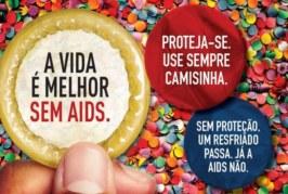 SAÚDE: CTA REALIZA AÇÕES DE PREVENÇÃO CONTRA HIV/AIDS DURANTE TODO O MÊS