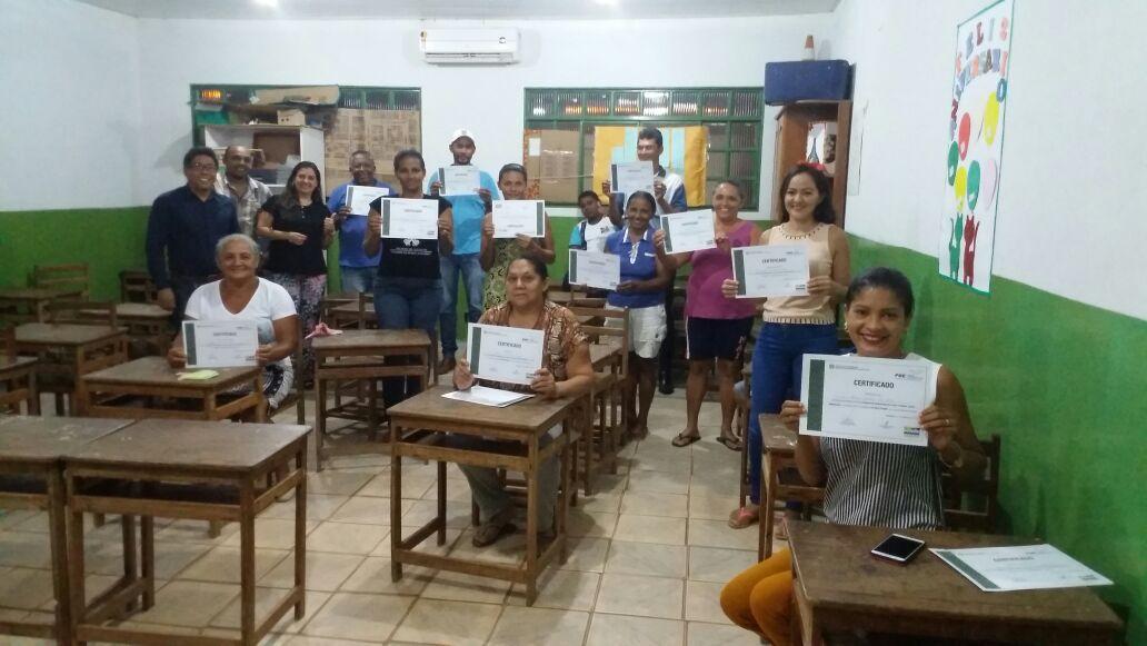 SEMED  BRASIL ALFABETIZADO FORMA 200 ADULTOS ESTA SEMANA EM MARABÁ 139b60488e