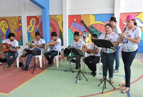 CASA DA CULTURA: FUNDAÇÃO PROMOVE MANHÃ DE CARNAVAL NO CIAM