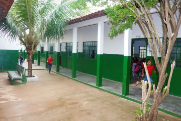 EDUCAÇÃO: PREFEITURA REINAUGURA DUAS ESCOLAS ESTA SEMANA