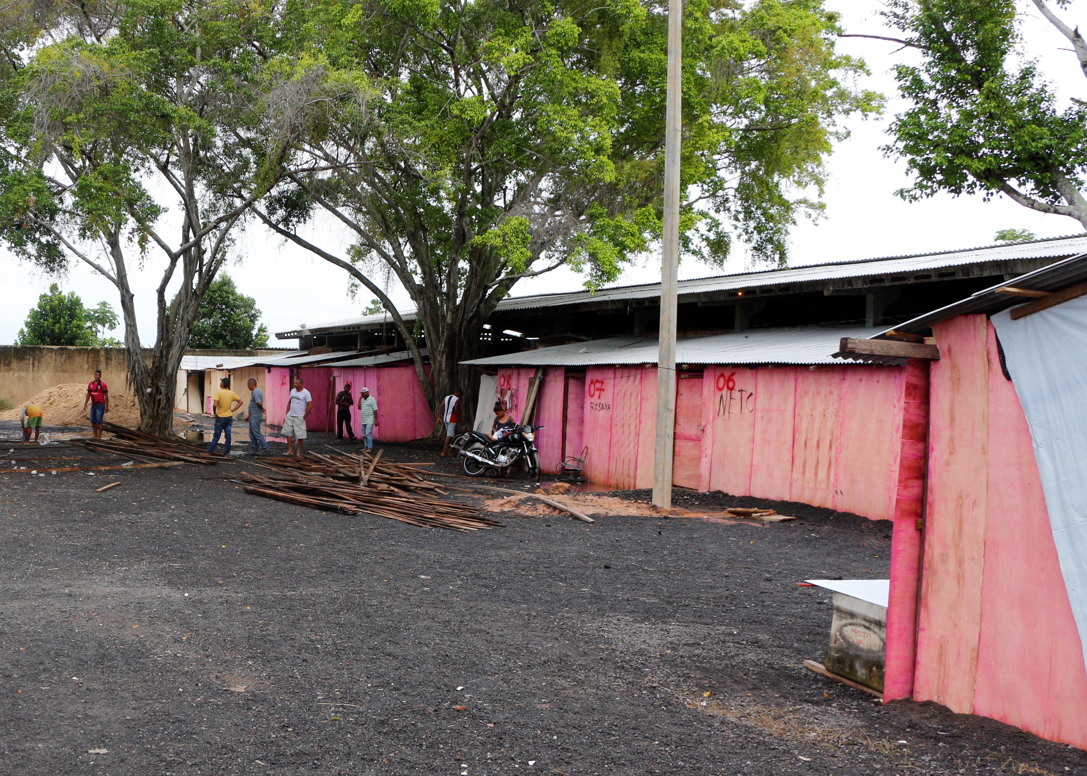 PREFEITURA SEGUE NA ESTRUTURAÇÃO DE NOVOS ABRIGOS | Prefeitura de Marabá –  Pa