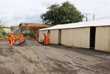 DEFESA CIVIL: 590 FAMÍLIAS ESTÃO DESALOJADAS E PREFEITURA SEGUE NA CONSTRUÇÃO DE ABRIGOS
