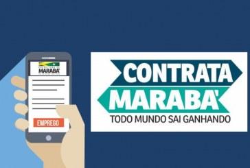 CONTRATA MARABÁ: VAGAS NO SINE PARA AMANHÃ, DIA 12