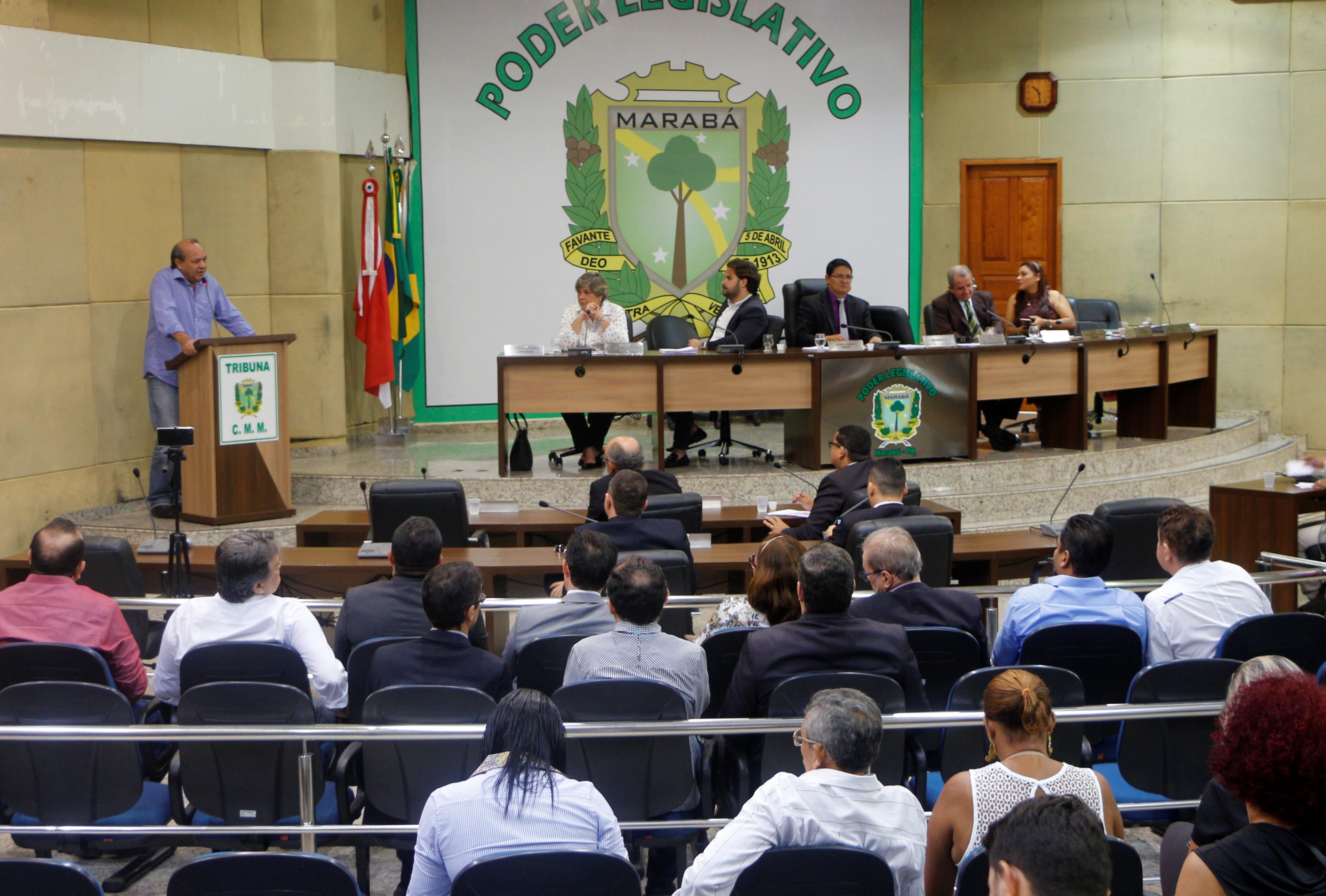 PREFEITO APRESENTA CONGRATULAÇÕES À CÂMARA MUNICIPAL NO INÍCIO DO NOVO ANO LEGISLATIVO
