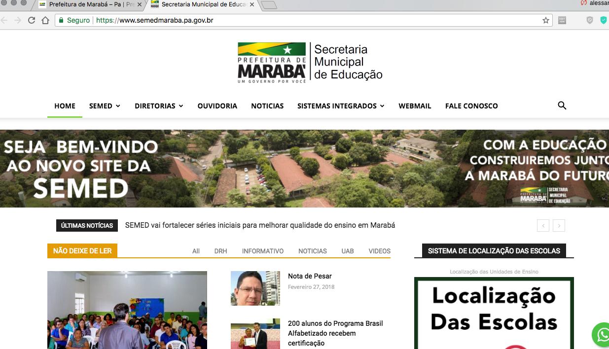 EDUCAÇÃO   Prefeitura de Marabá - Pa   Page 14 3475235479
