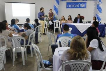 SEASPAC: MARABÁ RECEBE CICLO DE CAPACITAÇÃO DO SELO UNICEF