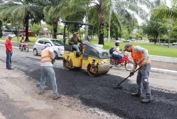 SEVOP: OPERAÇÃO TAPA-BURACO RECUPERA VIAS NA NOVA MARABÁ E MARABÁ PIONEIRA