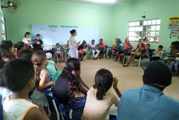 AÇÃO SOCIAL: GOVERNO MAIS PERTO DE VOCÊ REALIZA MAIS DE 1400 ATENDIMENTOS NA VILA SANTA FÉ