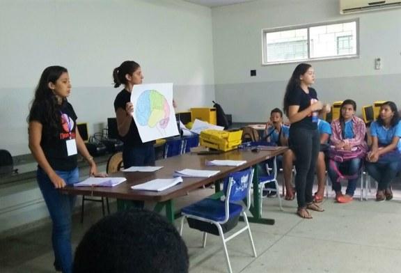 SEMANA DO CÉREBRO: LABORATÓRIO ABERTO DE NEUROCIÊNCIAS CHEGA À ESCOLA PEQUENO PRÍNCIPE