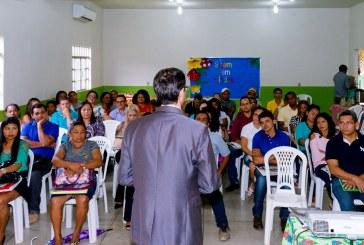 EDUCAÇÃO: SEMED AMPLIA DIÁLOGO COM DIRETORES DE ESCOLAS DO CAMPO