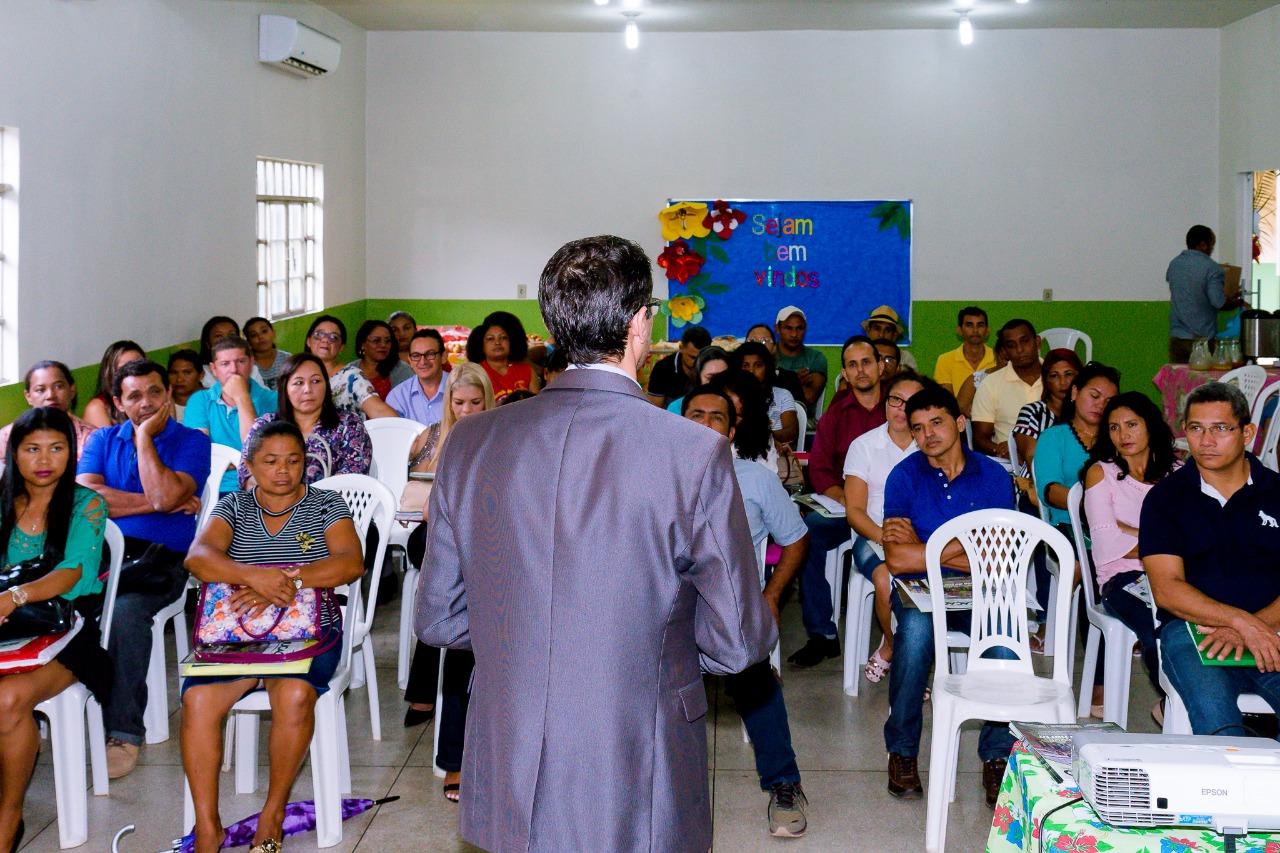 EDUCAÇÃO  SEMED AMPLIA DIÁLOGO COM DIRETORES DE ESCOLAS DO CAMPO 14f2a6e13a