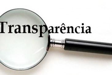 GESTÃO: PORTAL DA TRANSPARÊNCIA  GANHA CERTIFICADO DE 100% DE EFICIÊNCIA PELO TCM