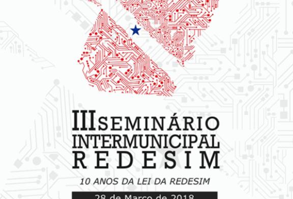 MARABÁ SERÁ SEDE DO TERCEIRO SEMINÁRIO INTERMUNICIPAL DA REDESIM
