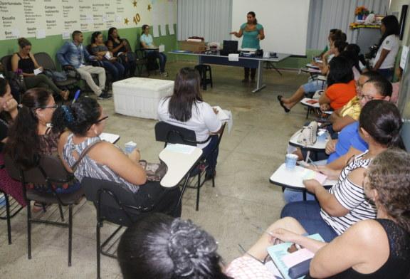 SAÚDE: 80 AGENTES COMUNITÁRIOS DE SAÚDE RECEBEM QUALIFICAÇÃO DA ESCOLA TÉCNICA DO SUS