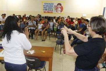 SURDOS SEGUEM CONQUISTANDO ESPAÇO NA SOCIEDADE E RECEBEM O INCENTIVO DA PREFEITURA DE MARABÁ