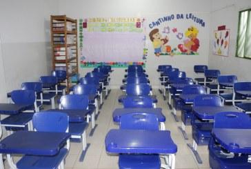 EDUCAÇÃO: ESCOLA FÉ EM DEUS É A 9ª ESCOLA REFORMADA EM 14 MESES DE GOVERNO