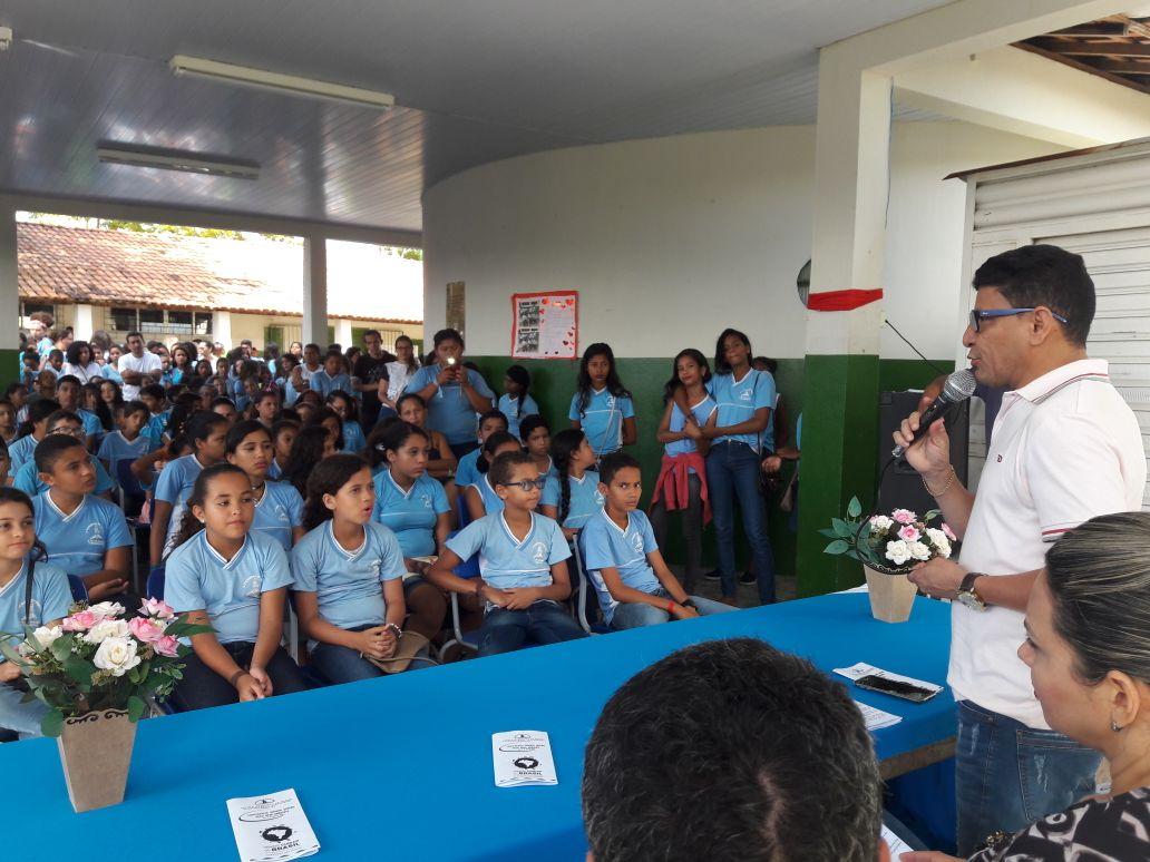 EDUCAÇÃO: 2ª CONFERÊNCIA MUNICIPAL INFANTOJUVENIL PELO MEIO AMBIENTE MOBILIZA COMUNIDADE ESCOLAR