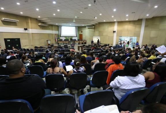 EDUCAÇÃO: SEMED DISCUTE PLANEJAMENTO COM 202 DIRETORES E COORDENADORES DE ESCOLAS