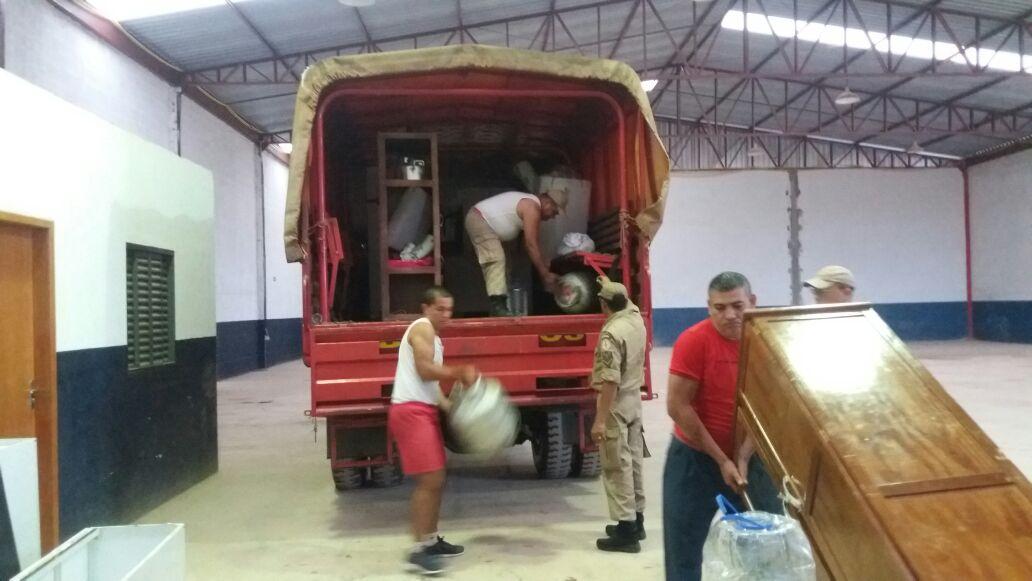 DEFESA CIVIL AMPLIA E CONSTRÓI NOVOS ABRIGOS