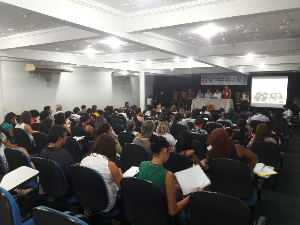 CONSELHO MUNICIPAL DE SAÚDE ORGANIZA 8ª CONFERÊNCIA