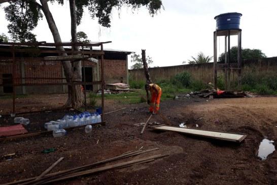 DEFESA CIVIL AUXILIA NO RETORNO DAS ÚLTIMAS FAMÍLIAS DESABRIGADAS AS SUAS CASAS