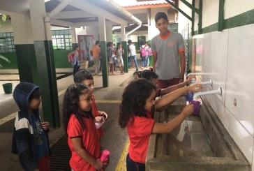 EDUCAÇÃO: ALUNO VAI REPRESENTAR MARABÁ EM BRASÍLIA COM PROJETO SOBRE DESPERDÍCIO DE ÁGUA EM ESCOLA