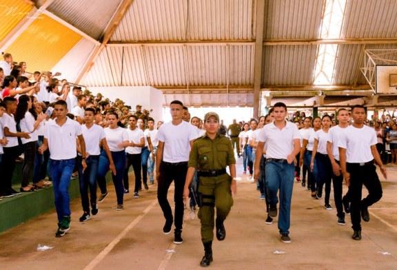 EDUCAÇÃO: DIA D REÚNE MILHARES DE FAMÍLIAS NAS ESCOLAS DE MARABÁ