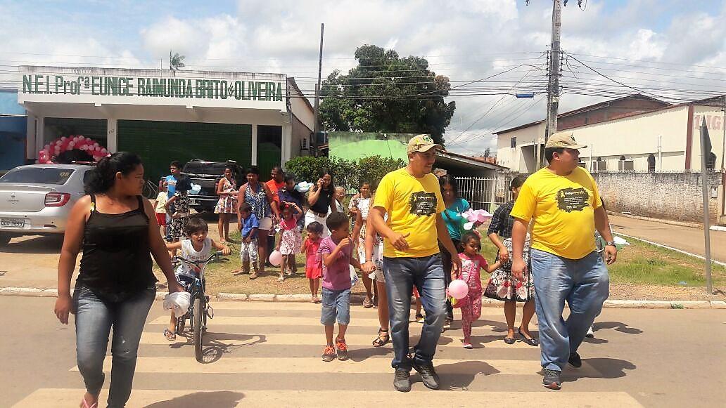MAIO AMARELO: DMTU SEGUE NA TERCEIRA ETAPA COM BLITZEN EDUCATIVAS E ATIVIDADES EM ESCOLAS