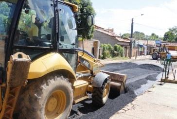 SEVOP: OPERAÇÃO TAPA BURACOS E RECUPERAÇÃO DE VIAS PASSAM PELA NOVA MARABÁ E LIBERDADE