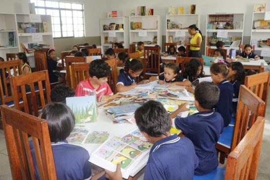 EDUCAÇÃO: ALUNOS DA ESCOLA CRISTO REI VIVEM NOVA FASE DE ÂNIMO E APRENDIZAGEM, APÓS INAUGURAÇÃO