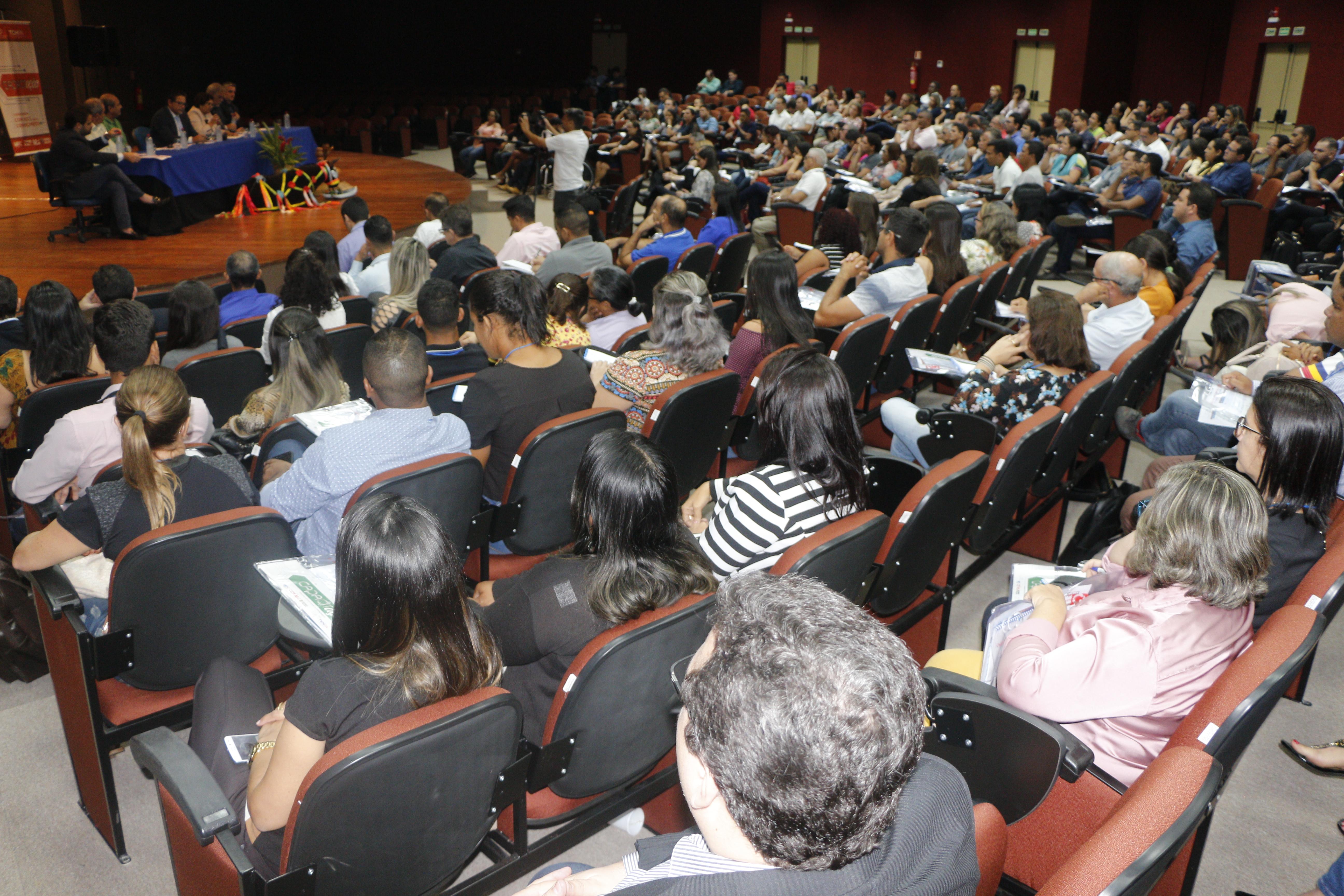 DESENVOLVIMENTO: MARABÁ SEDIA EVENTO DO TCM COM MUNICÍPIOS DA REGIÃO ARAGUAIA-TOCANTINS E DO LAGO DE TUCURUÍ
