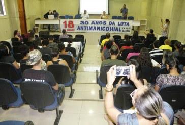 SAÚDE MENTAL: USUÁRIOS DO CRAS REALIZAM ATO PARA LEMBRAR DO DIA NACIONAL DE LUTA ANTIMANICOMIAL
