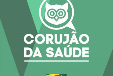 SAÚDE: POSTOS DE SAÚDE FUNCIONAM ATÉ AS 14 E CORUJÃO É SUSPENSO NO DIA DE HOJE.