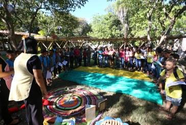 EDUCAÇÃO: ESTUDANTES DA ESCOLA TIO MING VISITAM A SEMED